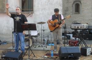 Alberto Venturini e Alex Ricci