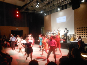 "RETRO' SWING in ""Serata al Club""2015"