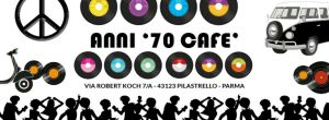 Anni 70 Cafè lunedì 28 marzo