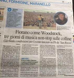 giornali, musica