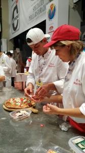 Pizzaioli francesi