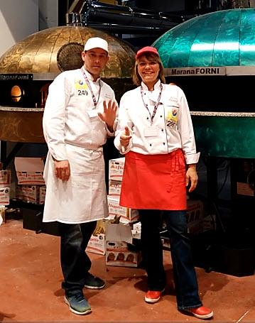 25° Campionato Mondiale della Pizza Lanzi