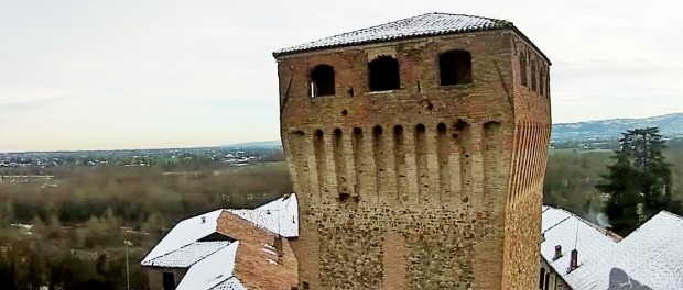 torre del castello di Montechiarugolo