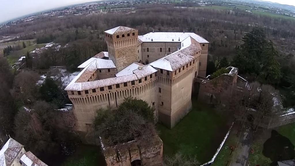 castello di montechiarugolo LA POLVEROSA 9^ edizione 2016l