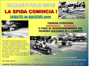 Carret-tolo 2016 Traversetolo