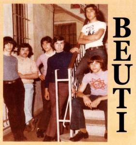 BEUTI - CCR Cover Band Sulla via (Emilia) per Woodstock
