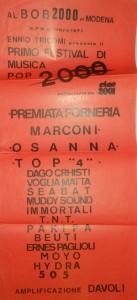 Bob 2000 Modena 1971
