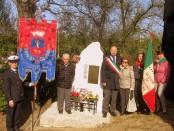 morti nella battaglia del Quaresimo avvenuta il 13.aprile.1945