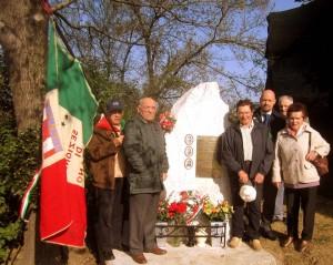 Morti nella battaglia del Quaresimo avvenuta il 13.aprile1945