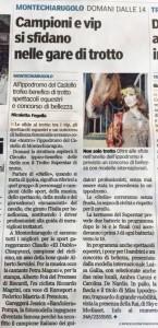 Gazzetta di Parma articolo di Nicoletta Fogolla
