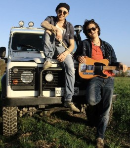 Poor Boys Sulla via (Emilia) per Woodstock