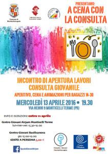 Mercoledì 13 aprile 2016 a Monticelli Terme le prenotazioni entro l'11 aprile