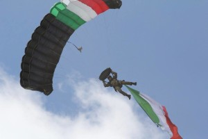 Paracadutisti a Guardasone (PR) P-gphoto