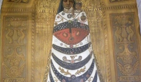 Madonna di Loreto, a Guardasone di Traversetolo