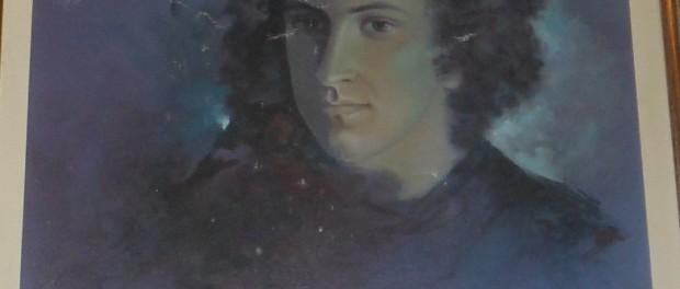 Strongoli Giuseppe dipinto di Remagni Adriana