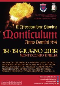 Seconda Festa Medievale Montecchio Emilia 2016