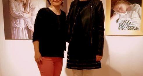 Roberta Serenari artista Bibbiano 2016