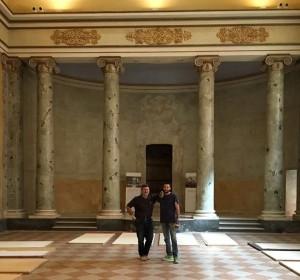 Subita Lux - Exhibition Sinagoga di Reggio Emilia .