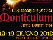 Seconda Festa Medievale Montecchio Emilia