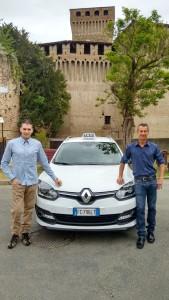 servziio taxi Montechiarugolo