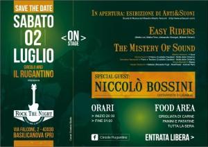 Rock THE Night Basilicanova