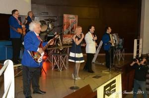 Delma e il Giardino Group Festa de L'Unità di Montecchio 2016