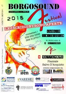 Borgosound Festival Parma 2016