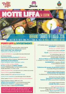 """Bibbiano """"Notte Liffa"""" 5a edizione 2016"""