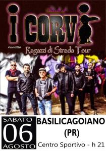 Concerto dei Corvi Basilicagoiano Luglio 2016.