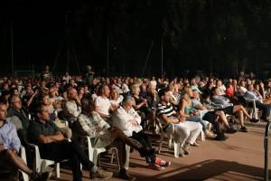 Concerto dei Corvi Basilicagoiano Luglio 2016. Foto di Paolo Gando