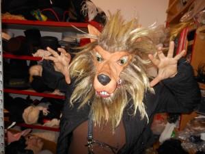 Halloween sotto castello Montechiarugolo 2016