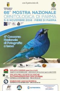 Mostra ornitologica Parma Fiere 2016