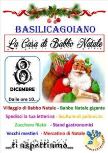 La Casa di Babbo Natale, Basilicagoiano 2016