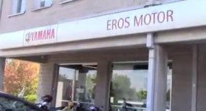 Boris Magnanini  Eros Moto Bibbiano