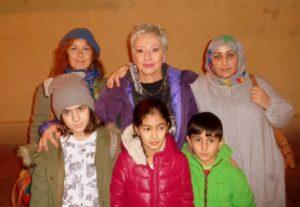 Diritto di esistere Gli occhi neri di Aleppo