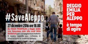 Reggio Emilia per Aleppo 2016