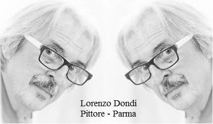 Tela e pennelli di Lorenzo Dondi