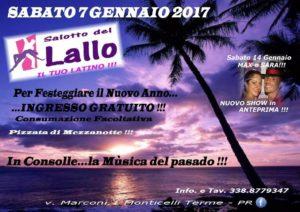 Salotto del Lallo Monticelli Terme 2017