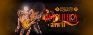 Guns N' Roses Tribute Easy Riders e Blackwell