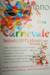 Carnevale nella Val d'Enza 2017 dove?
