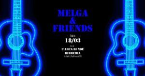 Melga & Friends Arca di Noè Basilicanova 2017