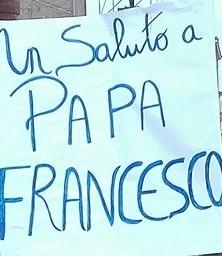 Il Centro Diurno Bibbiano a Carpi con Papa Francesco