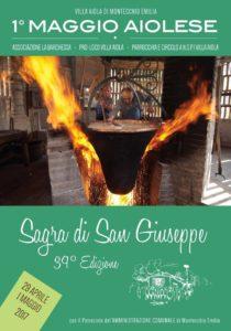 1 Maggio villa Iola Sagra di San Giuseppe 2017