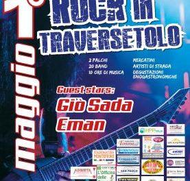 ROCK TRAVERSETOLO 1° Maggio 2017