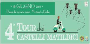 4° Tour dei Castelli Matildici 2017
