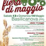 Festa delle Mamme e fiera di Maggio Basilicanova 2017