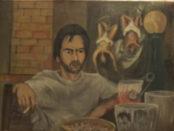 Domenico Pollara artista di strada Italiano 2017