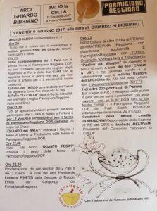"""7 °edizione del """"Palio La Culla"""" 2017"""