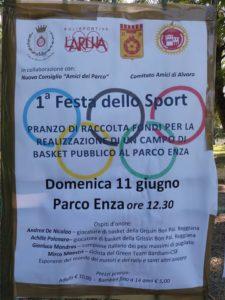 PARCO DEL FRANTOIO Montecchio Emilia 2017