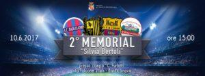 Memorial Silvia Bertoli-Melga Boys Basilicanova 2017
